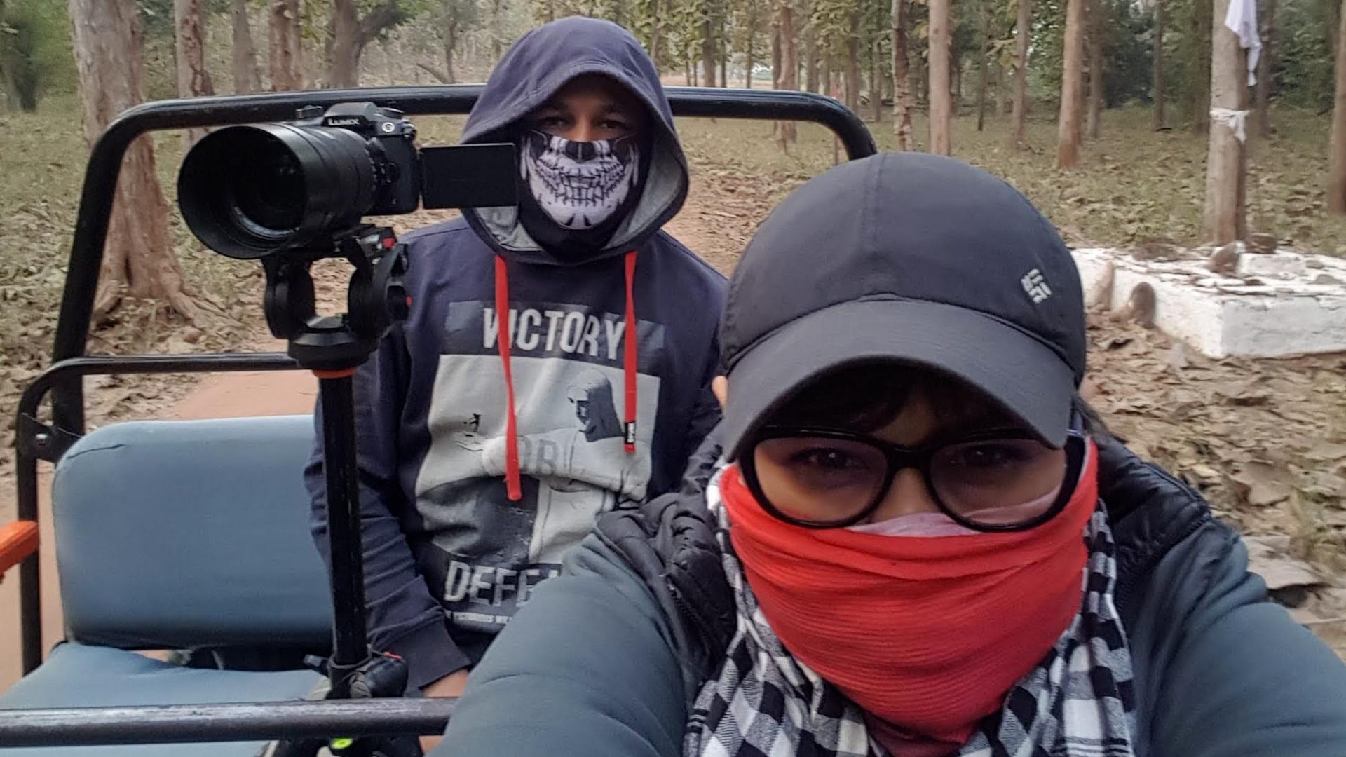 #BehindtheLens with Mandakini Malla: Two Decades of Filming Panna